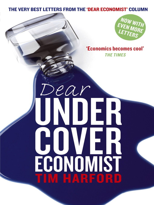 Dear Undercover Economist (eBook)